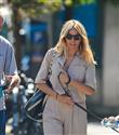 Sienna Miller Mango Takımı İle Sokak Stiline Şıklığı Taşıyor