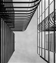 Siyah Beyaz Londra Mimarisi
