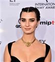 Tuba Büyüküstün'ün Uluslararası Emmy Ödül Töreni Stili