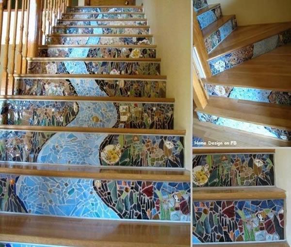 10 Farklı Tasarımla Merdiven Sanatı - 10 Farklı Tasarımla Merdiven Sanatı