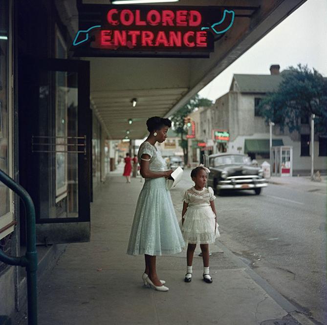 1950'lerin Amerika'sından Farklı Kareler - 1950'lerin Amerika'sından Farklı Kareler