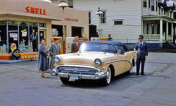 Billings Car Dealerships >> 1950'lerin Amerika'sından Farklı Kareler - Trendus.com