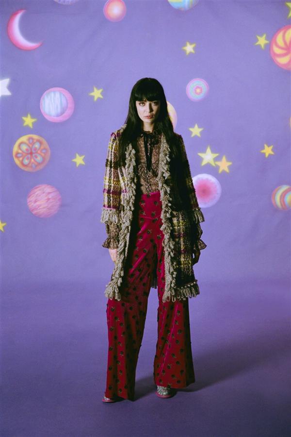 1968 Ruhu: Anna Sui Sonbahar Sonbahar 2021 Koleksiyonu