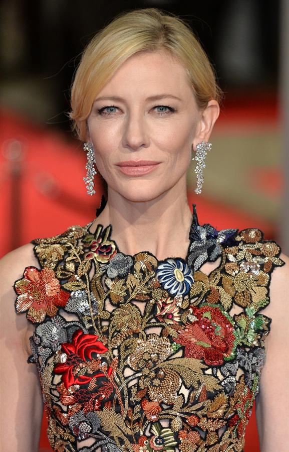 2016 BAFTA`da Öne Çıkan Mücevherler