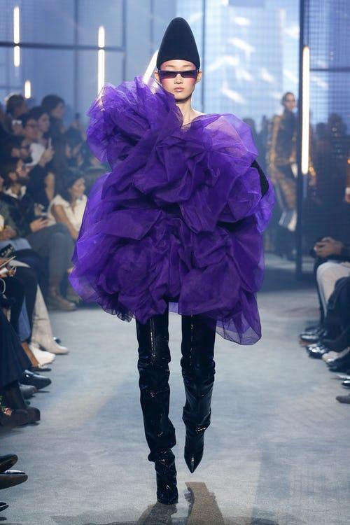 2018 Alexandre Vauthier Haute Couture Defilesi