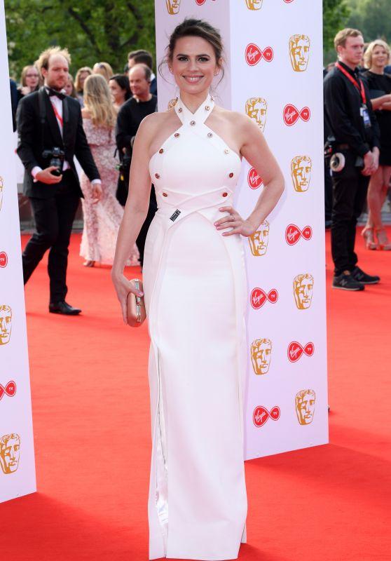 Hayley Atwell - 2018 BAFTA TV Ödülleri Kırmızı Halı