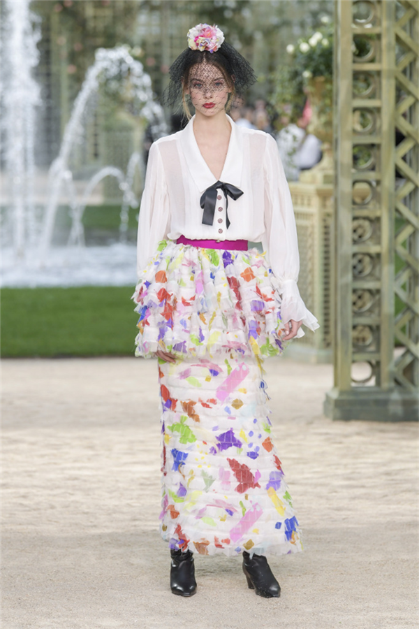 2018 Chanel Haute Cauture Defilesi