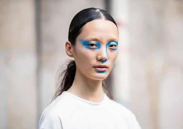 Maison Margiela Haute Couture - 2018 Couture Moda Haftası'nın Öne Çıkan Güzellik Anları