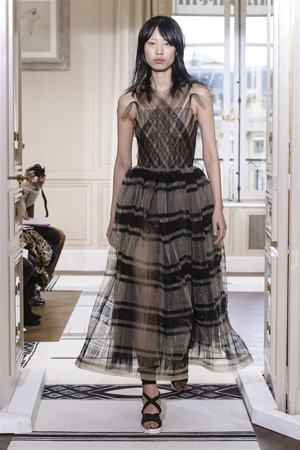 2018 Paris Haute Couture Moda Haftası