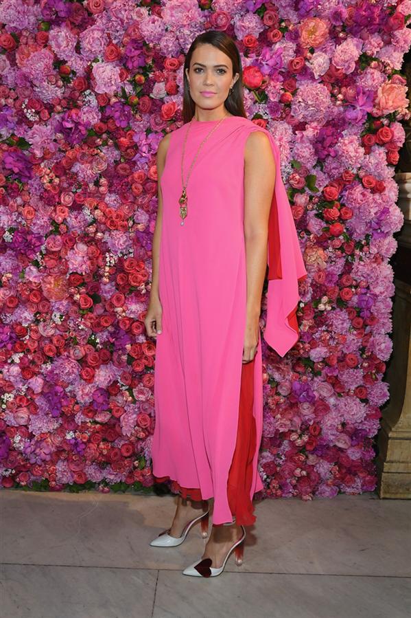 Mandy Moore - 2018 Paris Haute Couture'daki Şık Görünümler