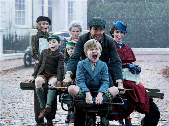 Mary Poppins Returns- 19 Aralık 2018