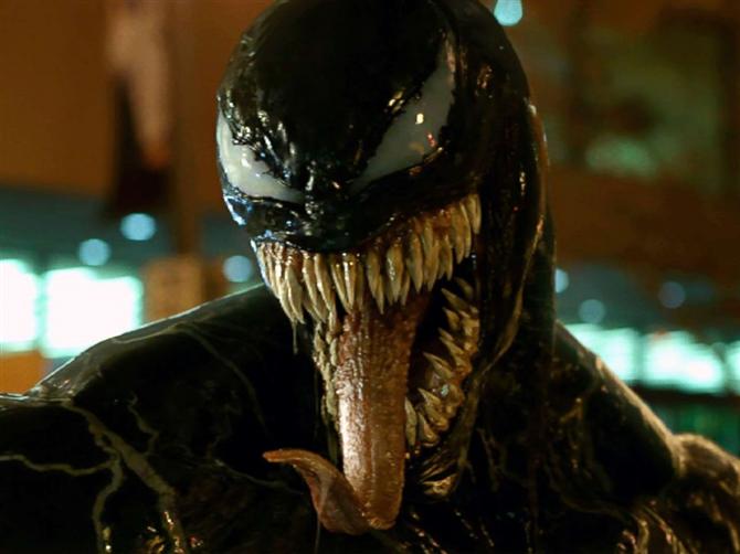 Venom: Zehirli Öfke- 5 Ekim 2018