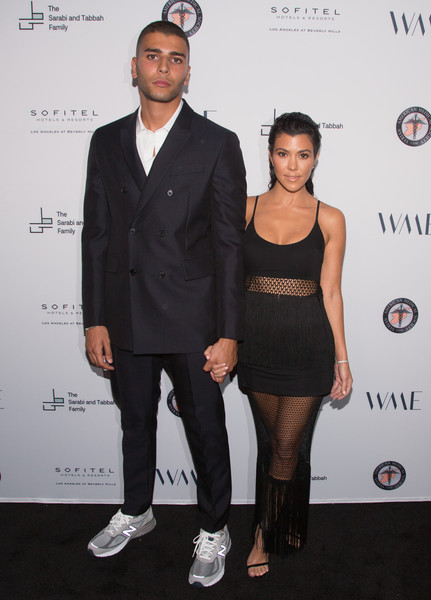 Kourtney Kardashian- Younes Bendjima