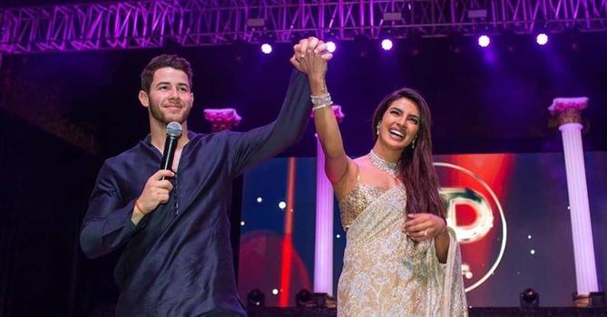 Priyanka Chopra- Nick Jonas