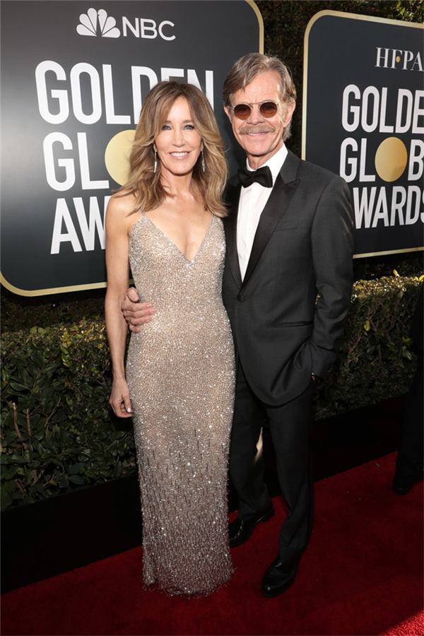 Felicity Huffman- William H. Macy