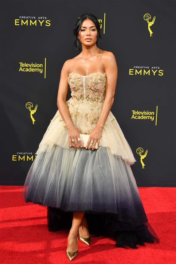 Nicole Scherzinger - 2019 Creative Arts Emmy Ödülleri'nin Kırmızı Halı Görünümleri