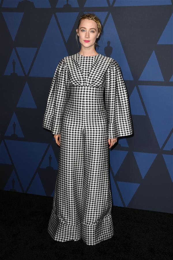 Saoirse Ronan - 2019 Governors Ödülleri'ne Damga Vuran Elbiseler