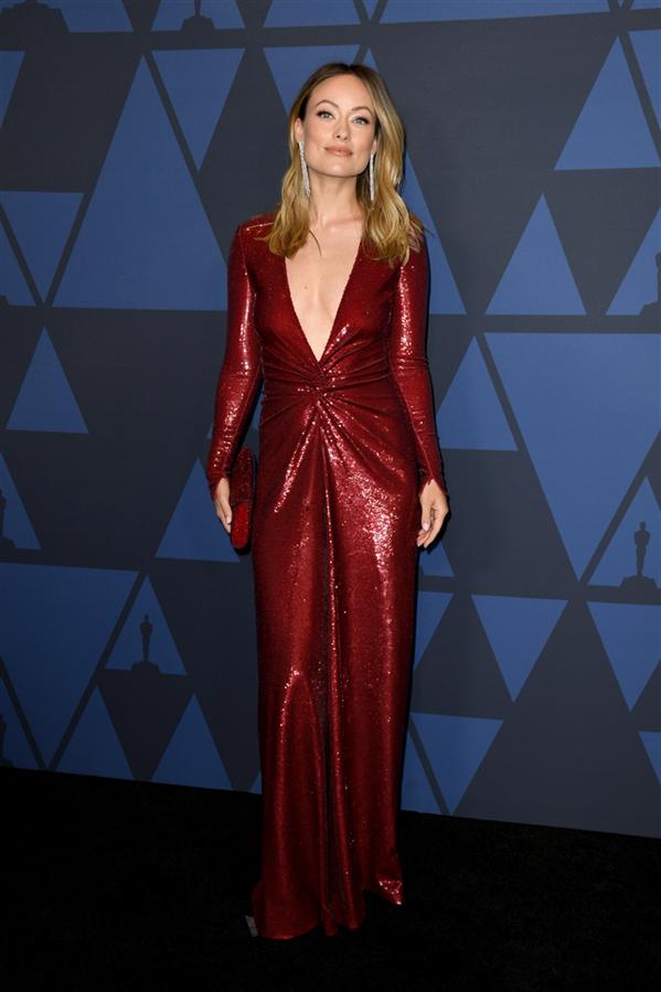 Olivia Wilde - 2019 Governors Ödülleri'ne Damga Vuran Elbiseler