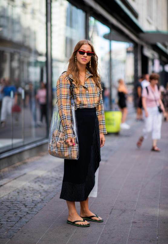 2019 İlkbahar/ Yaz Kopenhag Moda Haftasındaki Sokak Stilleri