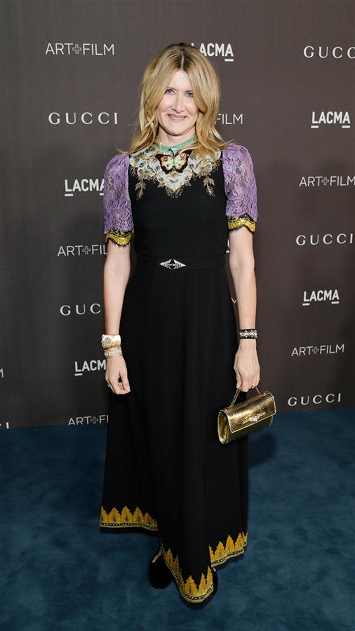 Laura Dern - 2019 LACMA Art + Film Gala'nın Öne Çıkan Stil Görünümleri
