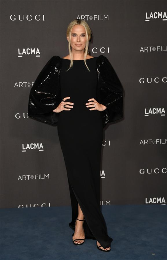 Molly Sims - 2019 LACMA Art + Film Gala'nın Öne Çıkan Stil Görünümleri
