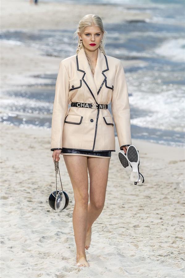 Chanel - 2019 Paris Moda Haftası'nın En İyi Görünümleri
