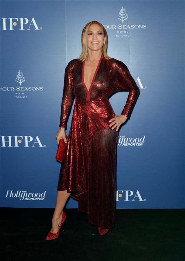 Jennifer Lopez - 2019 Toronto Film Festivali'nden Dikkat Çeken Stil Görünümleri
