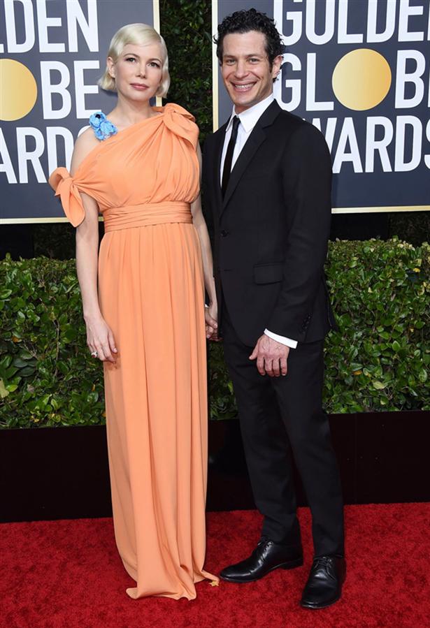 Michelle Williams ve Thomas Kail