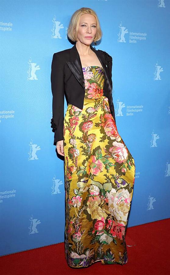 Cate Blanchett - 2020 Berlin Film Festivali'nden Dikkat Çeken Stil Görünümleri