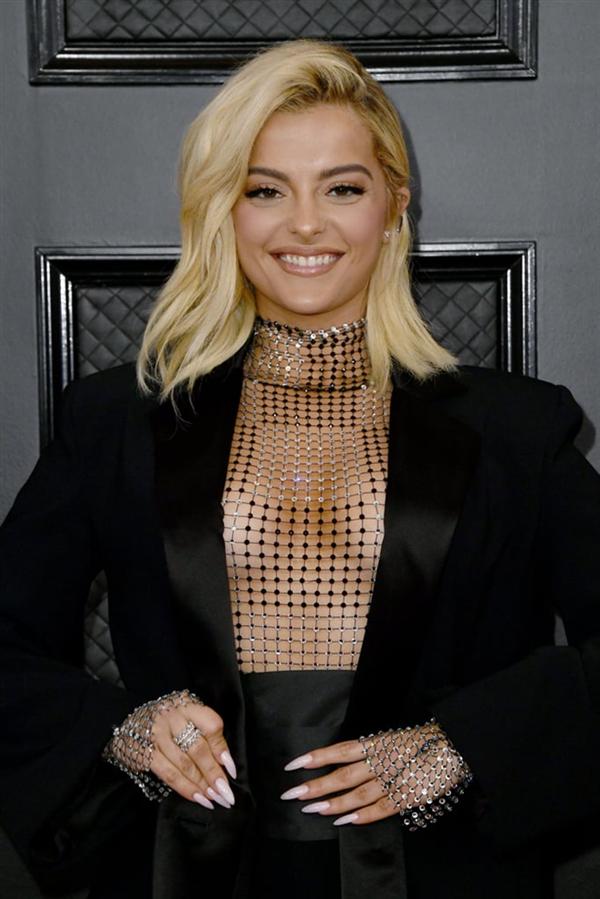 Bebe Rexha - 2020 Grammy Ödülleri'nin Öne Çıkan Güzellik Görünümleri