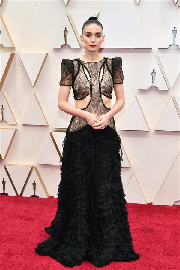 Rooney Mara - 2020 Oscar Ödül Töreni'nin En İyi Kırmızı Halı Görünümleri