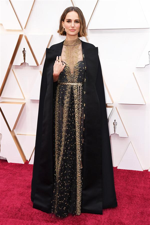 Natalie Portman - 2020 Oscar Ödül Töreni'nin En İyi Kırmızı Halı Görünümleri