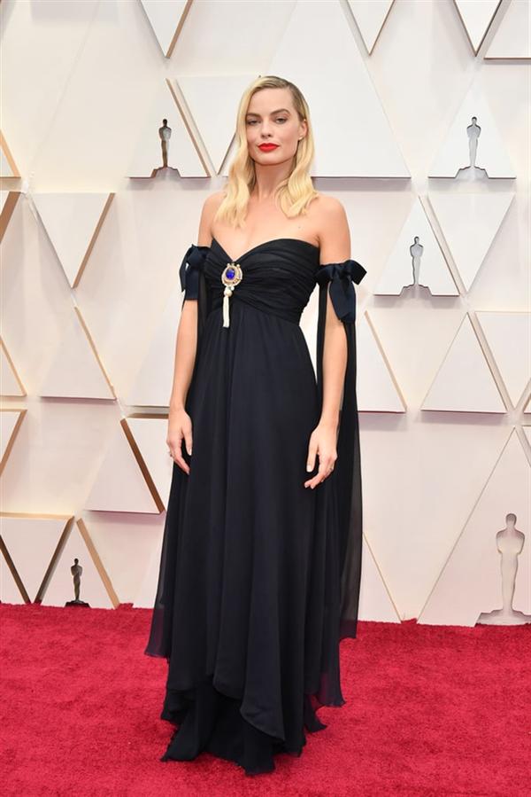 Margot Robbie - 2020 Oscar Ödül Töreni'nin En İyi Kırmızı Halı Görünümleri