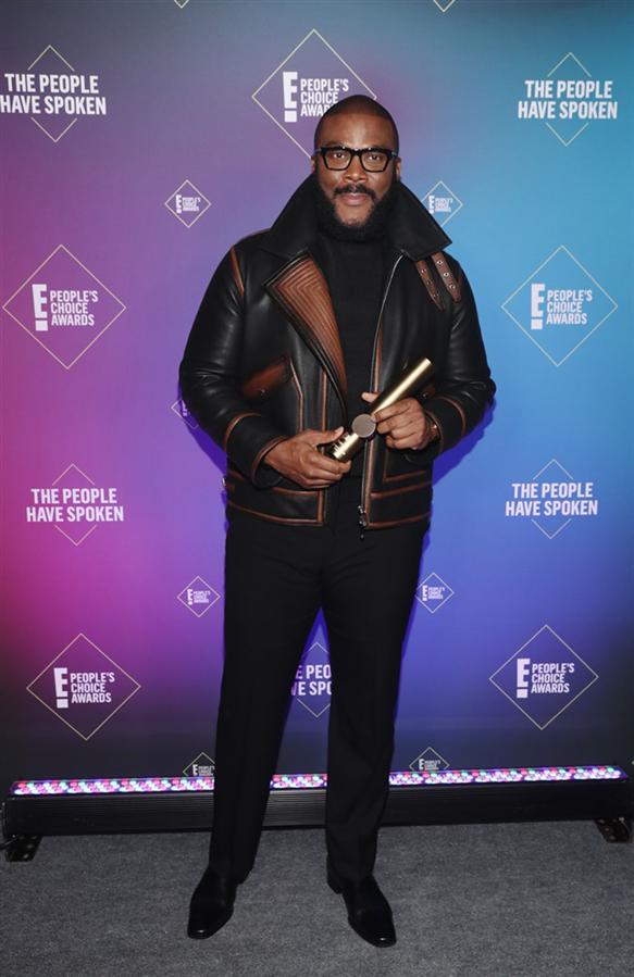2020 People's Choice Awards'tan Öne Çıkan Görünümler - 2020 People's Choice Awards'tan Öne Çıkan Görünümler