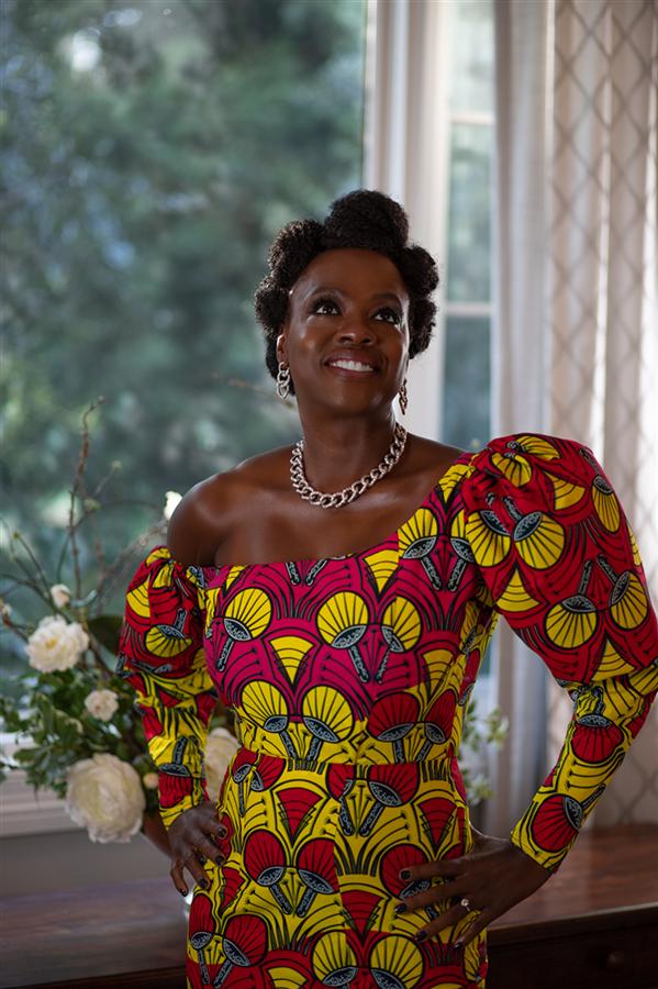 Viola Davis  - 2021 Altın Küre Ödülleri'nin Öne Çıkan Mücevherleri