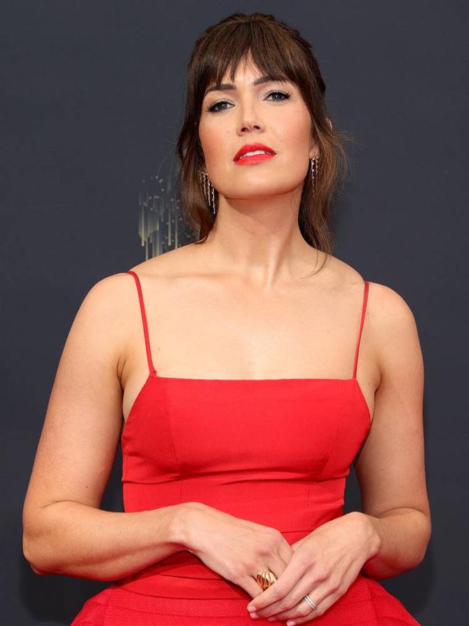 2021 Emmy Ödülleri'nden Öne Çıkan Saç ve Makyaj Görünümleri