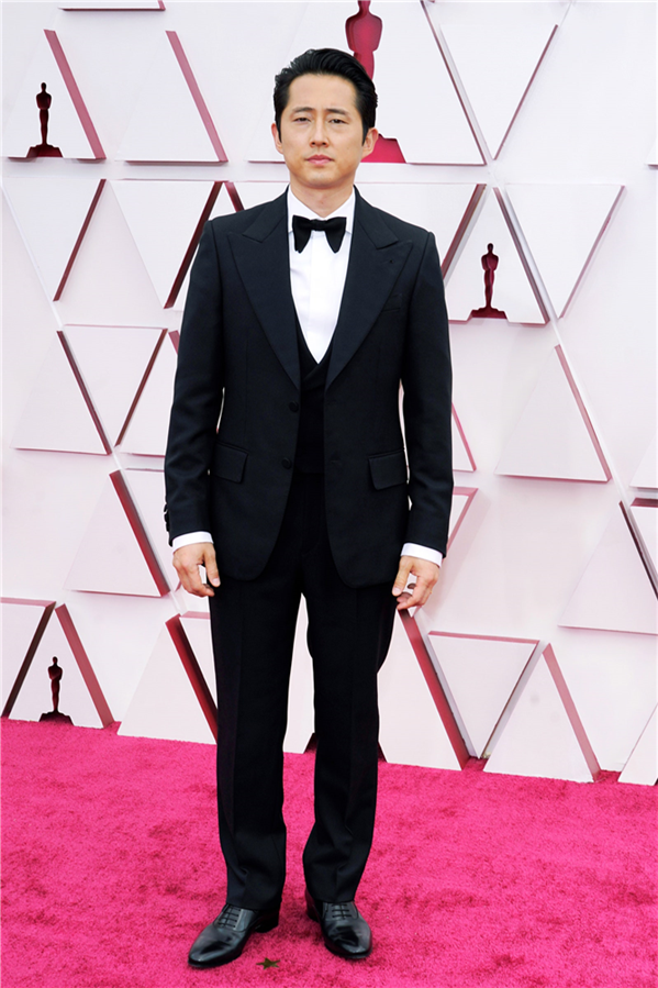 2021 Oscar Kırmızı Halısından En Şık İsimler - 2021 Oscar Kırmızı Halısından En Şık İsimler