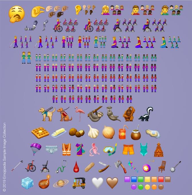 230 Yeni Emoji Geliyor!