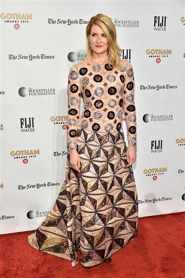 Laura Dern - 29. Gotham Bağımsız Film Festivali Ödülleri'nin Kırmızı Halı Görünümleri