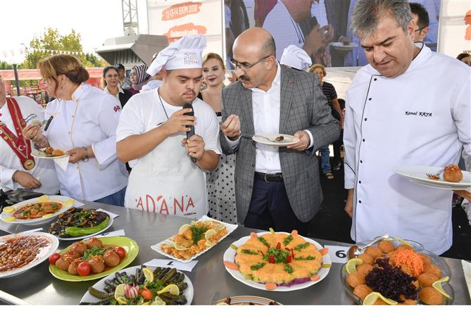 """3. Uluslararası Adana Lezzet Festivali """"Büyük Akdeniz Şöleni""""ne Hazırlanıyor - 3. Uluslararası Adana Lezzet Festivali """"Büyük Akdeniz Şöleni""""ne Hazırlanıyor"""