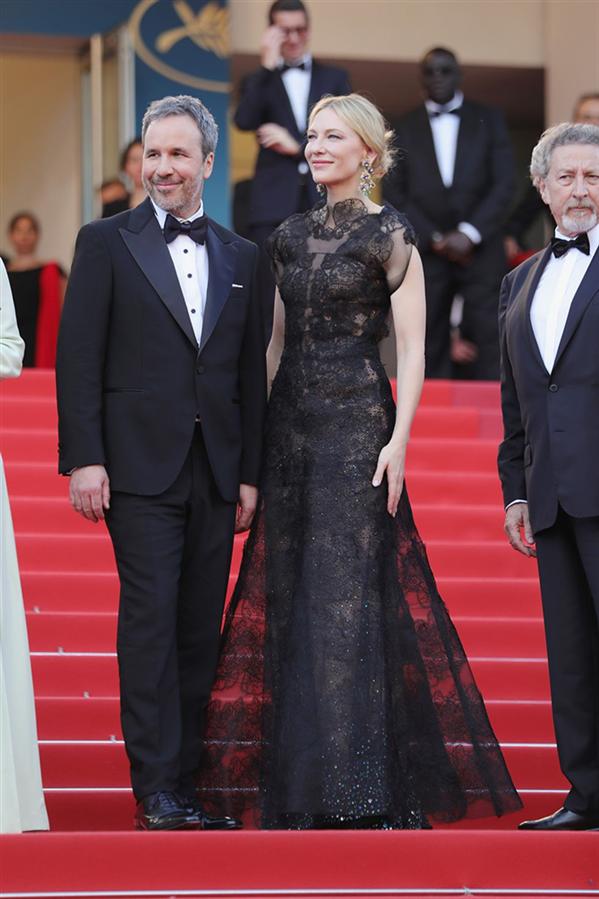 Denis Villeneuve ve Cate Blanchett