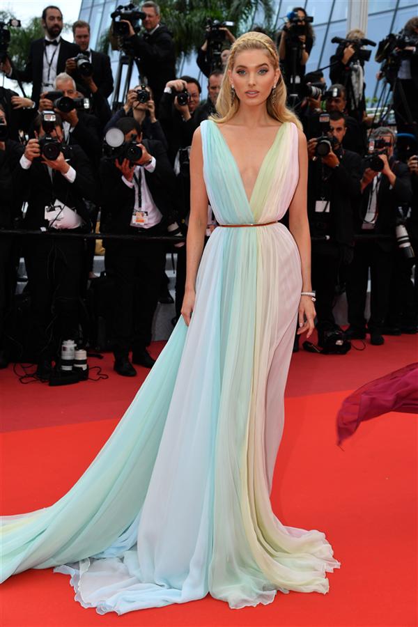 Elsa Hosk - 72. Cannes Film Festivali'nde Göz Kamaştıran Görünümler