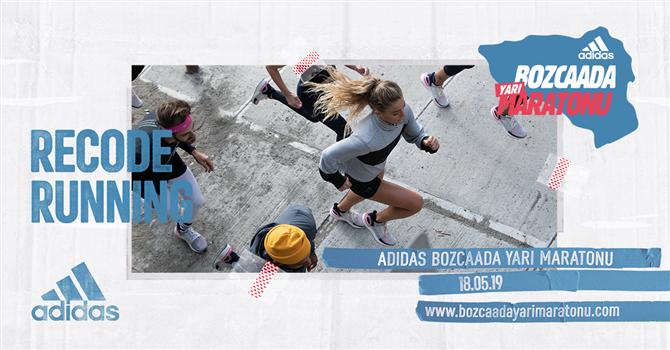adidas Bozcaada Yarı Maratonu 18 Mayıs'ta! - adidas Bozcaada Yarı Maratonu 18 Mayıs'ta!