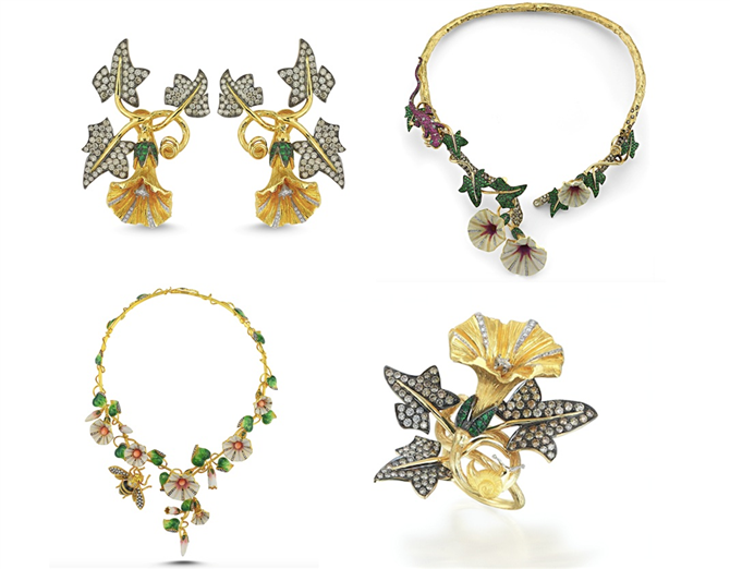 Aida Bergsen Mücevher Koleksiyonu Bergdorf Goodman'da - Aida Bergsen Mücevher Koleksiyonu Bergdorf Goodman'da