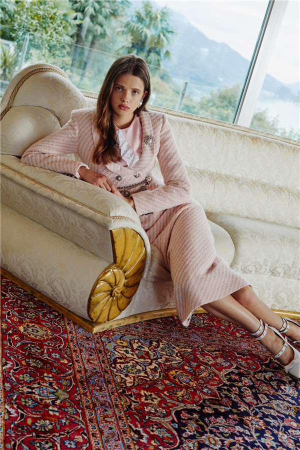 Alessandra Rich İlkbahar/Yaz 2021 Koleksiyonu