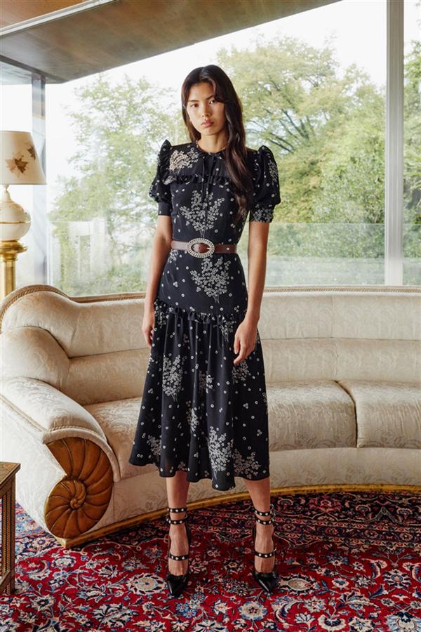 Alessandra Rich İlkbahar/Yaz 2021 Koleksiyonu - Alessandra Rich İlkbahar/Yaz 2021 Koleksiyonu