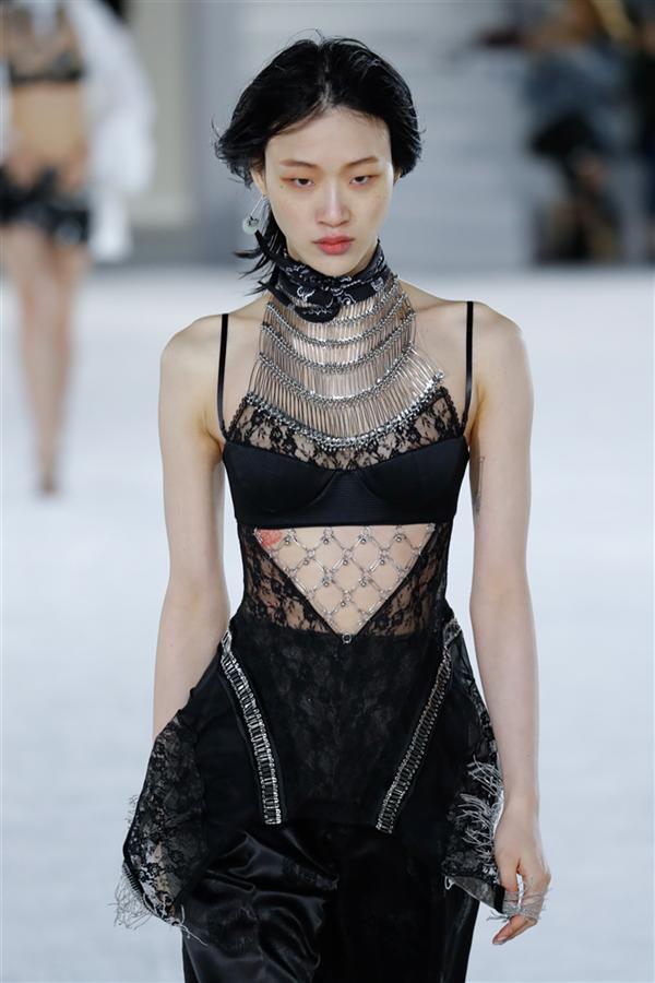 Alexander Wang 2019 İlkbahar/Yaz