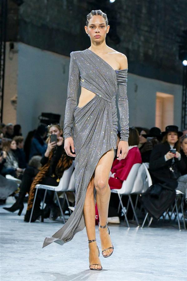 Alexandre Vauthier Couture İlkbahar/Yaz 2020 Koleksiyonundan Öne Çıkanlar