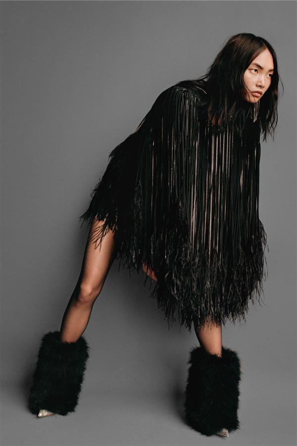 Alexandre Vauthier Haute Couture Sonbahar/Kış 2021-22 - Alexandre Vauthier Haute Couture Sonbahar/Kış 2021-22