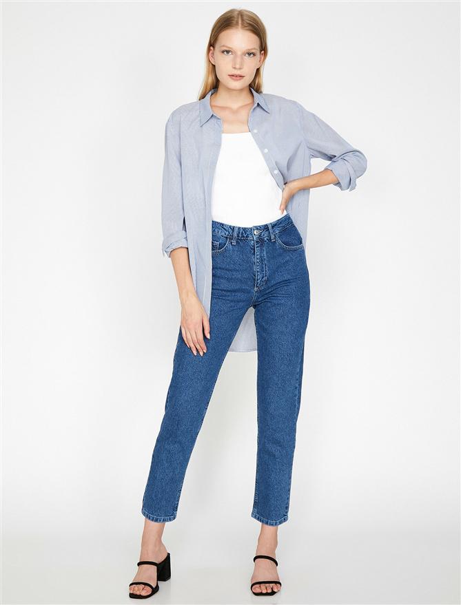 Alışveriş Listesi: Yeni Sezonda Şıklığınızı Destekleyecek 20 Jean Pantolon